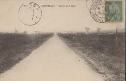 CPA : Goubellat : Entrée Du Village - Túnez