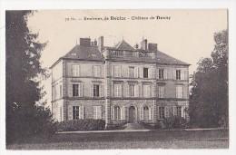 Cpa Environs DECIZE Chateau De DEVAY 72 Bis - France