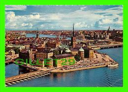 STOCKHOLM, SUÈDE - RIDDARHOLMEN - KRUGER - - Suède