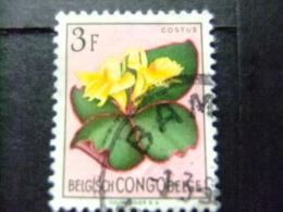 CONGO BELGA - BELGISCH CONGO - CONGO BELGE -- BELGISCHE CATALOGUS -- COB Nº 314 º FU Gestempel - Usado - Congo Belge