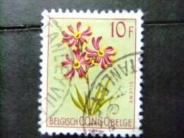 CONGO BELGA - BELGISCH CONGO - CONGO BELGE -- BELGISCHE CATALOGUS -- COB Nº 320 º FU Gestempel - Usado - Congo Belge