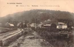 CPA Environs De Nancy Marbache Forêt De L´avant Garde Et Faubourg CC 1240 - Sonstige Gemeinden