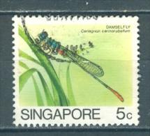 Singapore, Yvert No 455 - Singapour (1959-...)