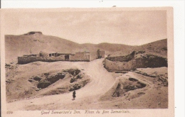 GOOD SAMARITAN'S JNN 654 . KHAN DU BON SAMARITAIN - Palästina
