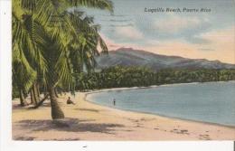 PUERTO RICO LUQUILLO BEACH - Puerto Rico