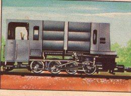 FIGURINA  INTREPIDO , Locomotiva Feuerlose   , Treno - Altre Collezioni
