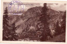 CP, 73, VAL-D'ISERE (alt. 1849m) Et Le Dôme De Val D'Isère, Vierge - Val D'Isere