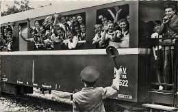 Pays Divers-hongrie - Ref 930 -budapest - Train Des Jeunes Pionniers -  Carte Bon état - - Hongrie
