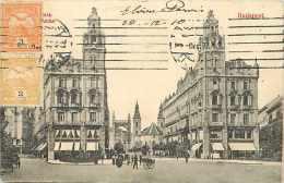 Pays Divers-hongrie - Ref 922 -budapest  -  Une Rue -  Carte Bon état  - - Hongrie
