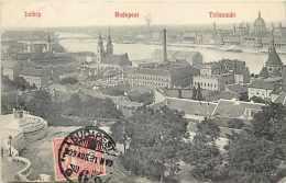 Pays Divers-hongrie - Ref 920 -budapest  -vue Générale - - Hongrie