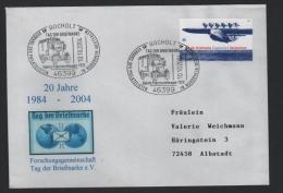 BR DEUTSCHLAND - TAG DER BRIEFMARKE 2004 SST BOCHOLT  Mi #2428 - BRD