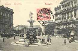 Pays Divers-hongrie - Ref 915 -budapest - Calvin-tér - Place Calvin - - Hongrie