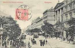 Pays Divers-hongrie - Ref 914 - Budapest -  Rakoczy-ut --  Carte Bon état  - - Hongrie