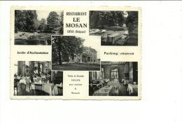 Liege Restaurant Le Mosan - Luik