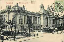 Pays Divers-hongrie - Ref 909 -  Budapest -tözsde Palota - La Bourse -  Carte Bon état  - - Hongrie