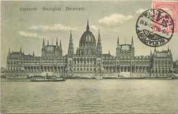 Pays Divers-hongrie - Ref 906 -  Budapest  - Orszaghäz  - Parlement --   Carte Bon état  - - Hongrie