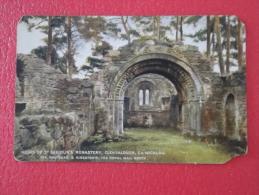 Ireland Co Wicklow Glendalough Ruins Of St. Saviour's Monastery - Wicklow