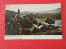 Ireland Co Wicklow Glendalough The Church - Wicklow