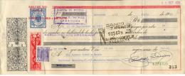 Letra De Cambio De 1959 Con Sellos Fiscales - Fiscales