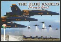 BLUE ANGELS Pensacola Florida USA Ambassadors For The U.S. Navy And Marine Corps 2013 - 1946-....: Ere Moderne