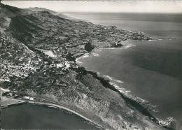 Alger-  DELLYS - Vue  Panoramique  Aérienne Sur Le Bord De Mer - Algerien