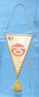 Croatian Assoc. Of The Deaf And Hard Of Hearing Persons - Old Pennant * Deaf Blind Mute Sourds Sourd Aveugles - Altre Collezioni