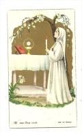 Image Religieuse, Communion Solennelle - 1962 - Imágenes Religiosas