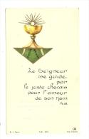 Image Religieuse, Communion Solennelle - 1960 - Imágenes Religiosas