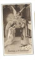 Image Religieuse, Première Communion  - La Trimouille - 1939 - Imágenes Religiosas