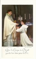 Image Religieuse, Communion Solennelle - Limoges - 1962 - Imágenes Religiosas
