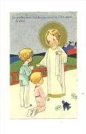 Image Religieuse, Le Seul Bonheur C'est De Vous Aimer.... - Devotieprenten