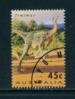 AUSTRALIA - 1993 Prehistoric Animals 45c Used As Scan - 1990-99 Elizabeth II