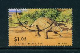 AUSTRALIA - 1993 Prehistoric Animals $1.05 Used As Scan - 1990-99 Elizabeth II