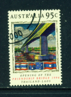 AUSTRALIA - 1994 Friendship Bridge 95c Used As Scan - 1990-99 Elizabeth II