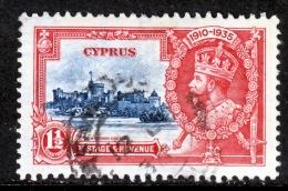 Cyprus  137   (o) - Cyprus (...-1960)
