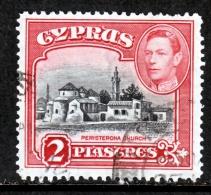 Cyprus  147 Bc  Perf  12 1/2 X 13 1/2   (o) - Cyprus (...-1960)