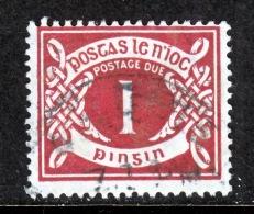 Ireland  J 2  (o) - Postage Due