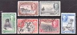 Nyasaland  68+    (o) - Nyasaland (1907-1953)