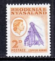 Rhodesia And Nyasaland 160  * - Rhodesia & Nyasaland (1954-1963)