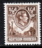 Northern Rhodesia  26a  * - Northern Rhodesia (...-1963)