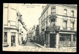 Cpa Du 37  Bourgueil  Rue De Tours     6ao22 - Francia
