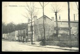 Cpa Du 35  Fougères La Verrerie         6ao22 - Fougeres