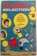 No PAYPAL !! : Tintin Selection 13 Inédit Tounga Nuit Des Loups Mr Magellan Yorik Paape Jari Dan Cooper Etc...©.1971 Eo - Tintin