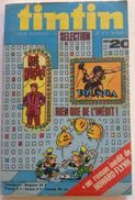 No PAYPAL !! : Tintin Selection 20 Inédit Aidans Tounga Tibet Ric Hochet Beautemps Michael Logan Howard Flynn Vance 1973 - Tintin