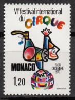 N° 1201 - X X - ( E 883 ) - Monaco