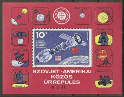 ESPACIO - HUNGRÍA 1975 - Yvert #H117 - MNH ** - Espacio