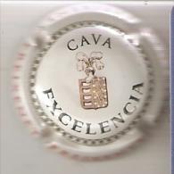 PLACA DE CAVA FREIXENET CAVA EXCELENCIA  (CAPSULE) - Placas De Cava