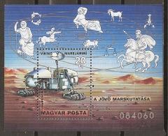 ESPACIO - HUNGRÍA 1977 - Yvert #H131 - MNH ** - Europa