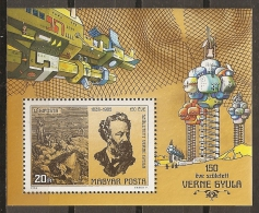 HUNGRÍA 1978 - Yvert #H137 - MNH ** - Hungría