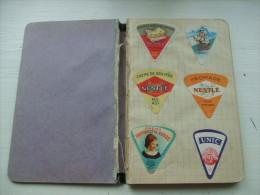 Carnet Collectant 50 étiquettes De Crème De Gruyère époque 1930/1950 - Fromage